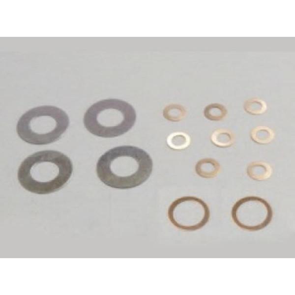 Ersatzteil 002-12617 Unterlegsscheiben Set EVO 4M / 4T Shim-Scheibe Set