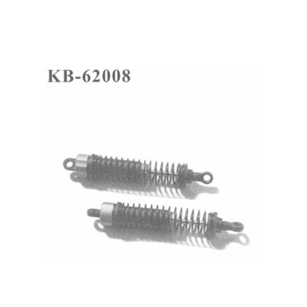 KB-62008 Dämpfer hinten komplett