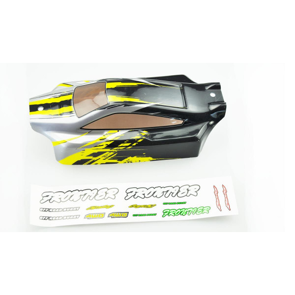 Off Road Buggy Body (Yellow) ONE TEN