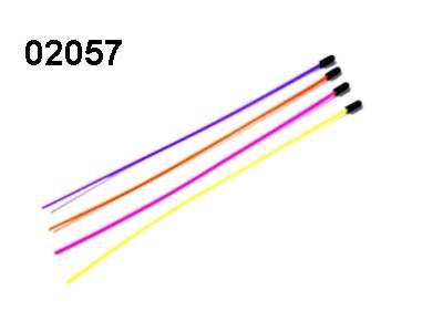 02057 Antennrohr Set