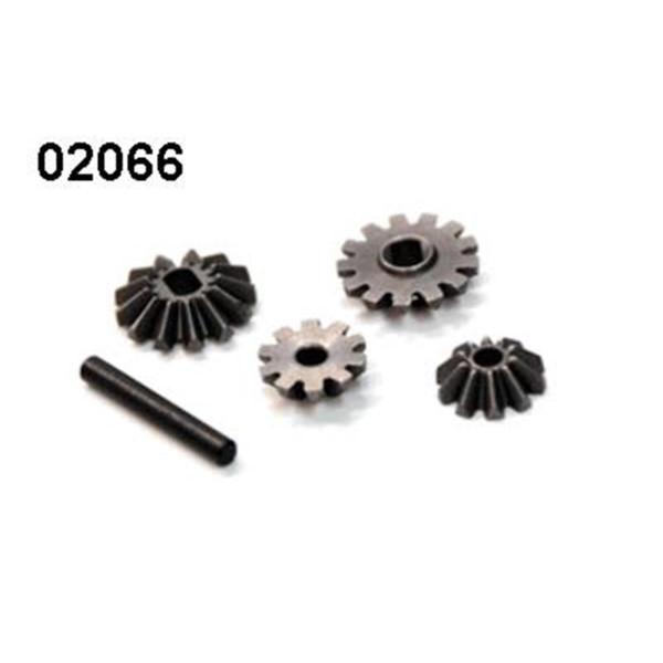 02066 Differential Kegelritzel