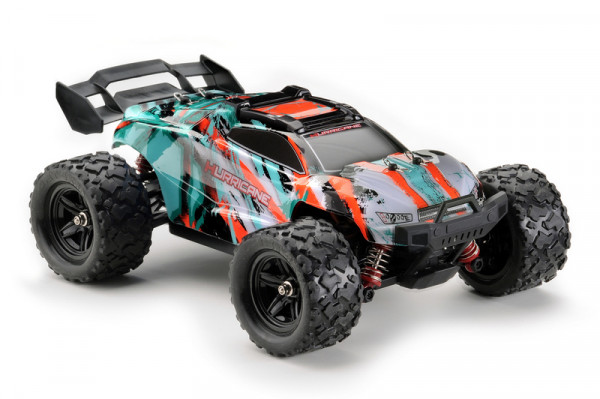 "Ferngesteuerter Truggy Absima 1/18 Power Elektro Modellauto High Speed Race Truck - Truggy ""HURRICA"