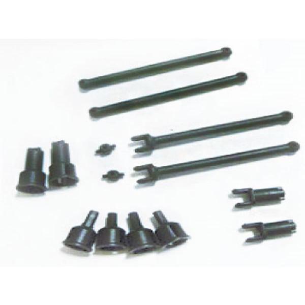 12604R Evo4 M / T Amewi / HBX 12891 Antriebswellen & Differentialmitnehmer 1:12