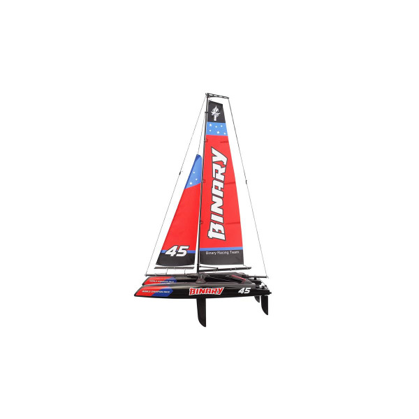 Binary - Katamaran Segelboot 40 cm, 2,4GHz