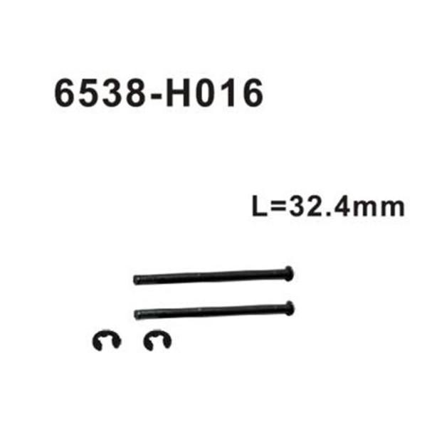 6538-H016 Achse Querlenker hinten außen 2 Stüc