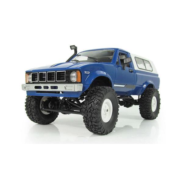 Ferngesteuerter Offroad Truck Allrad 4WD 1:16 RTR blau