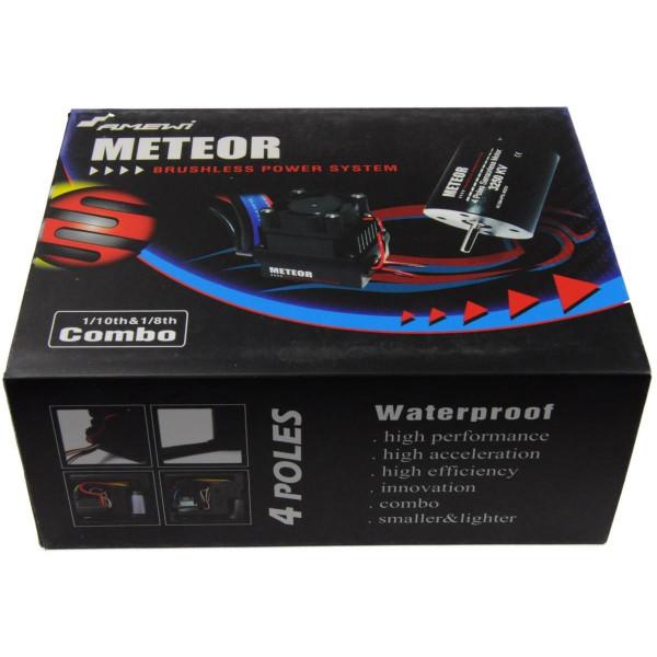 METEOR Brushless Motor 3250KV 1:10