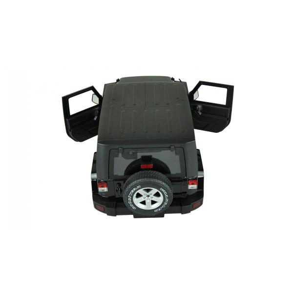 Scaler Karosserie schwarz ABS Kunststoff