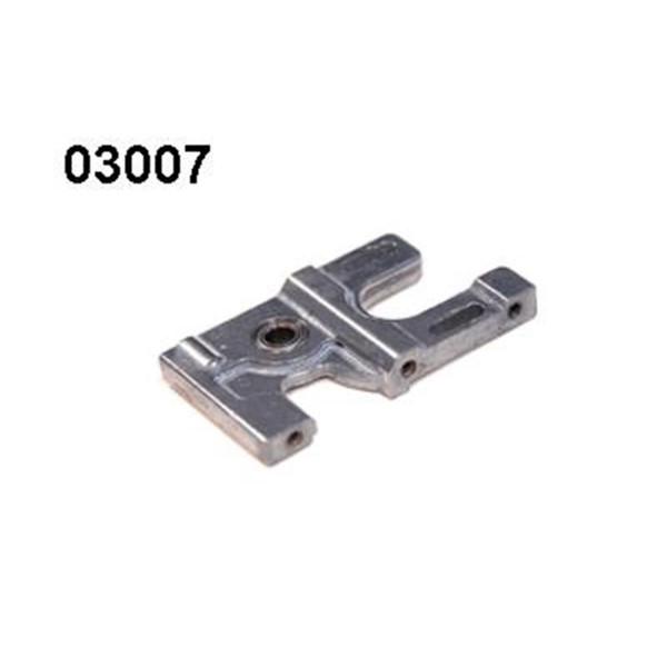03007 Motorhalter Aluminium