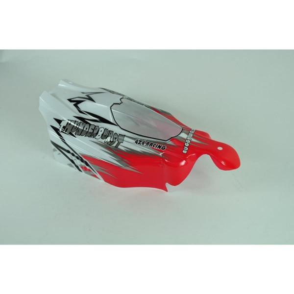 6528-B003 Buggy Karosserie Rot