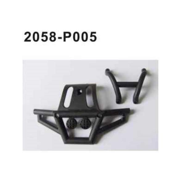 2058-P005 Brutal Pro Rammschutz vorne