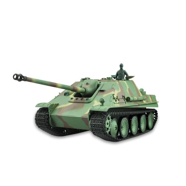 German Jagdpanther R&S/2.4GHZ B/B - AMEWI QC Control Edition