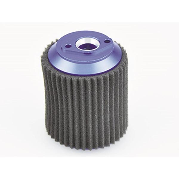 050040 Luftfilter Aluminium blau