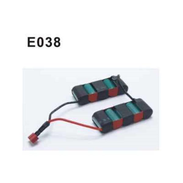 E038 Ni-MH Akku 12v 1100 mAh 002-E038