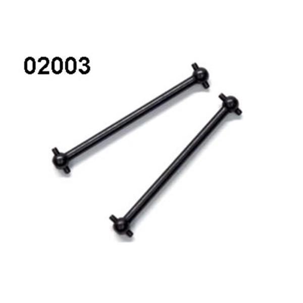02003 Antriebswelle vorne / mitte, 61mm