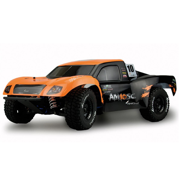 AM10SC 22139 V2 Short Course Truck Brushless Amewi 1:10, 4WD, RTR, orange