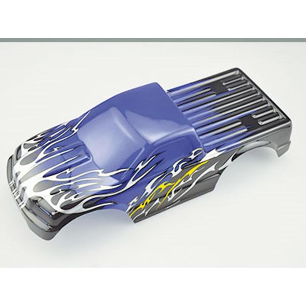 10110-2 Karosserie blau Monstertruck 1:10