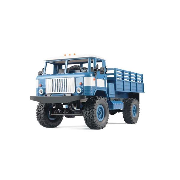 GAZ-66 LKW 4WD 1:16 RTR blau-weiß