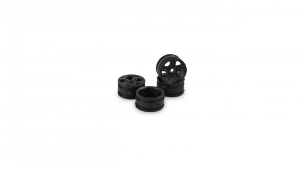 5 Speichen Felgen schwarz GA0008-B