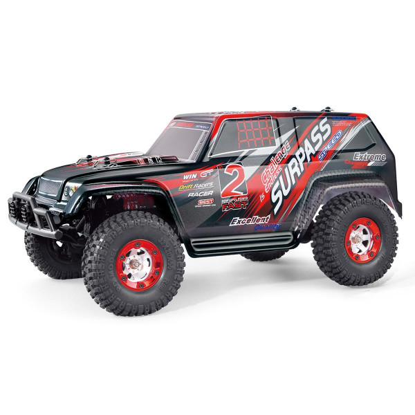 Extreme-2 4WD 1:12 Truck
