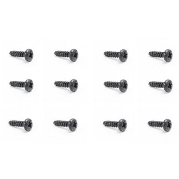 Screw 2.6*8mm(12P) EVO 4T / 4M