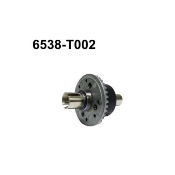 6538-T002 Differential komplett