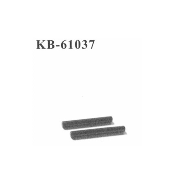 KB-61037 Hinge Pins Querlenker vorne außen