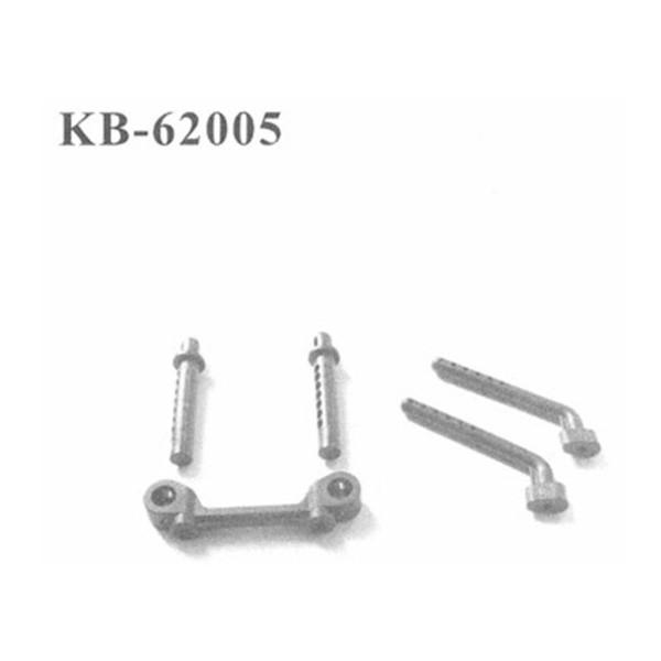 KB-62005 Karosseriehalter AM 10 ST, Set mit 5 Stück