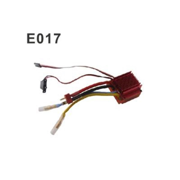 Brushed Regler E017 12V 002-E017