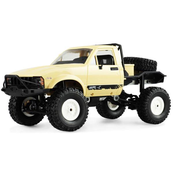 Pick-Up Truck 4WD 1:16 Bausatz Sandfarben
