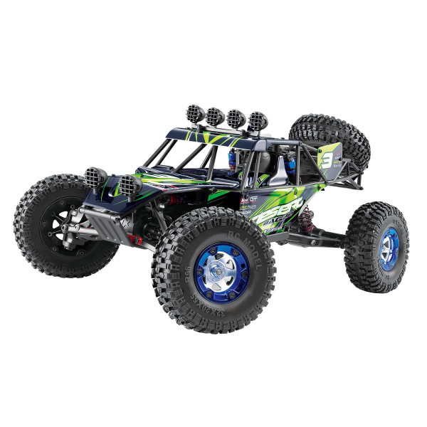 RC Buggy Eagle-3 RTR 4WD 1:12 1500mAh Li-Ionen Akku brushed