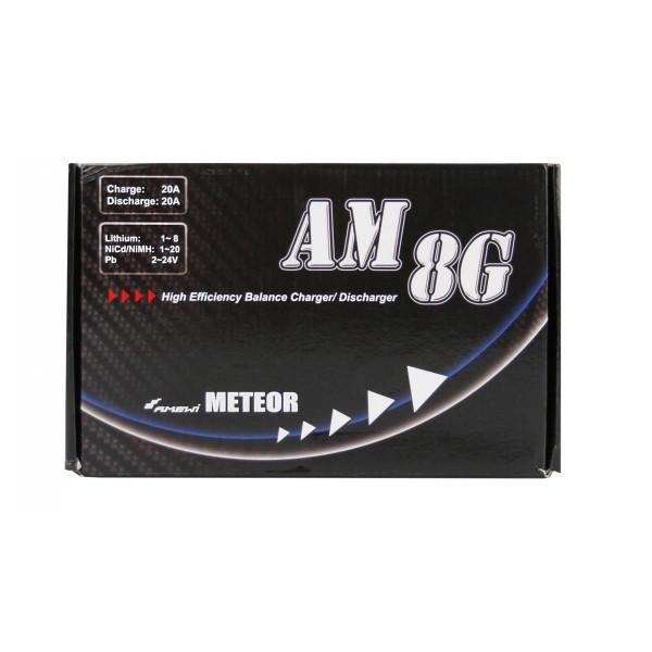 Meteor Ladegerät AM8G 400W/20A