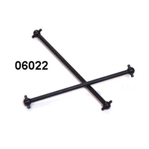 06022 Antriebswelle 80mm 2 Stück