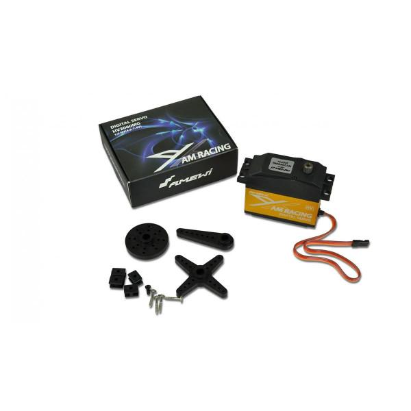 AMX Racing HV2060MG Digital Servo, Big Scale