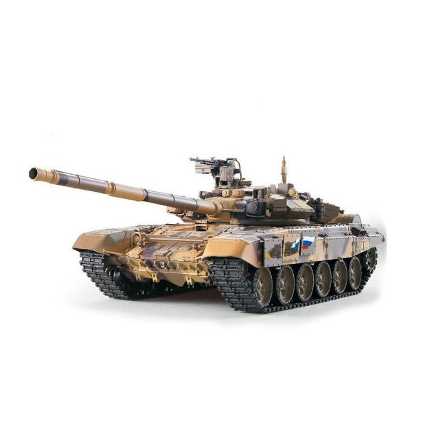 """Panzer """"T-90"""" 2.4GHz M 1:16 / R&S / Metallgetriebe"""