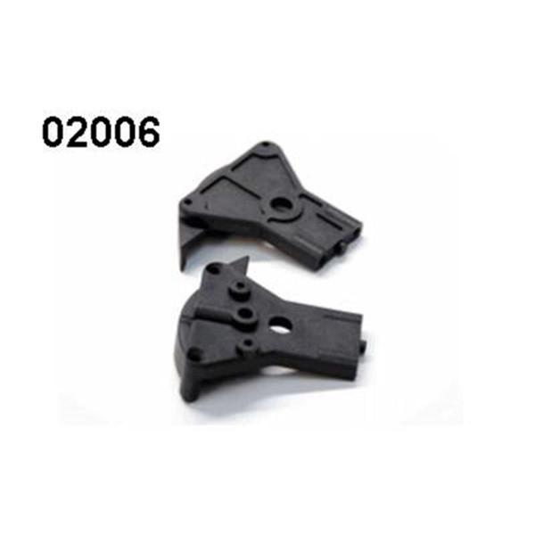 02006 Getriebehalter vorne/hinten