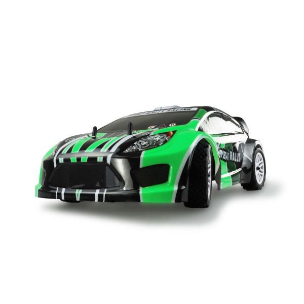 Ferngesteuertes Rally Car R.X. WRC 4WD brushed 1:10 grün