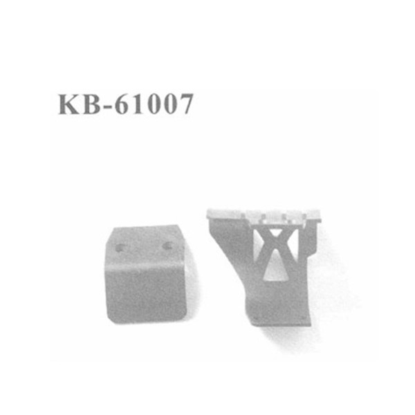 KB-61007 Frontrammer + Motorschutzbügel