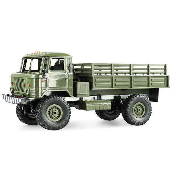GAZ-66 LKW 4WD 1:16 Bausatz grün