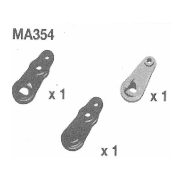 MA354 Servosaverhebel Set AM10SC/AM10T