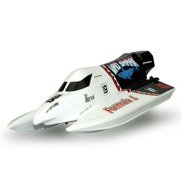F1 Boot Mad Shark Brushless 2.4 GHz RTR