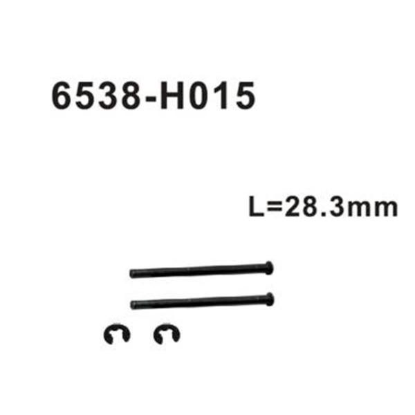 6538-H015 Achse Querlenker vorne außen 2 Stück