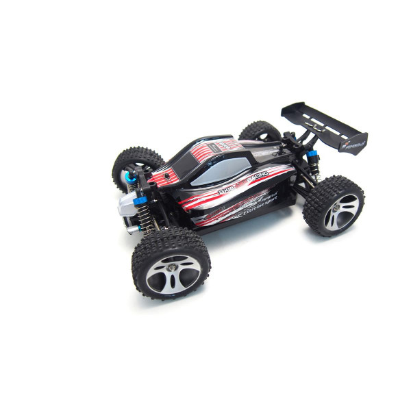 BX18 Red, Buggy 1:18 4WD RTR