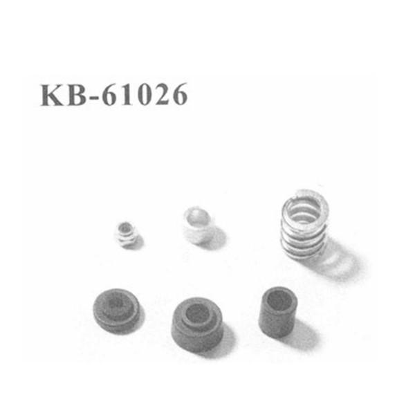 KB-61026 Feder + Zubehör für Rutschkupplung