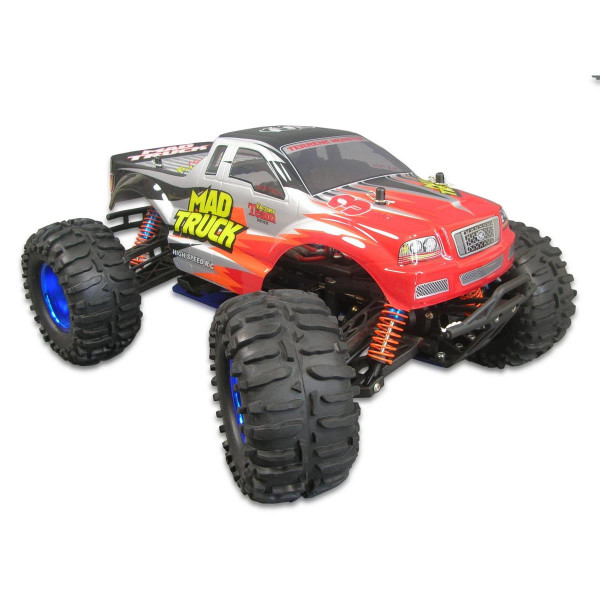 HL Mad Truck Monstertruck 1:10 Brushed RTR