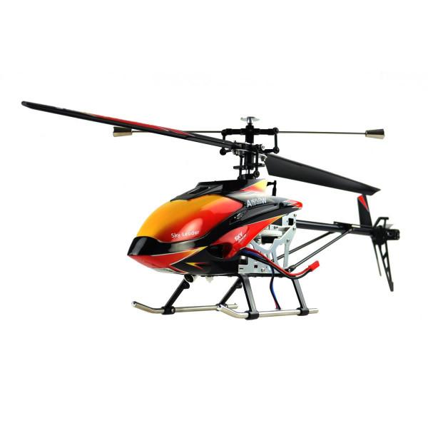 Buzzard Pro XL Brushless Helikopter, 4 Kanal, 2,4GHz