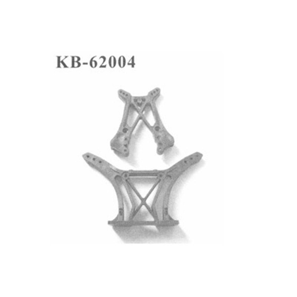 KB-62004 Dämpferbrücke vorne + hinten