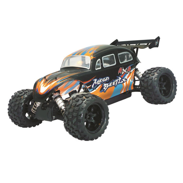 Mega Beetle Monstertruck GP 26ccm, 1:5, 4WD, RTR