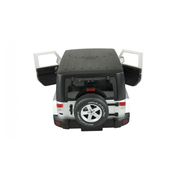 Scaler Karosserie silber ABS Kunststoff