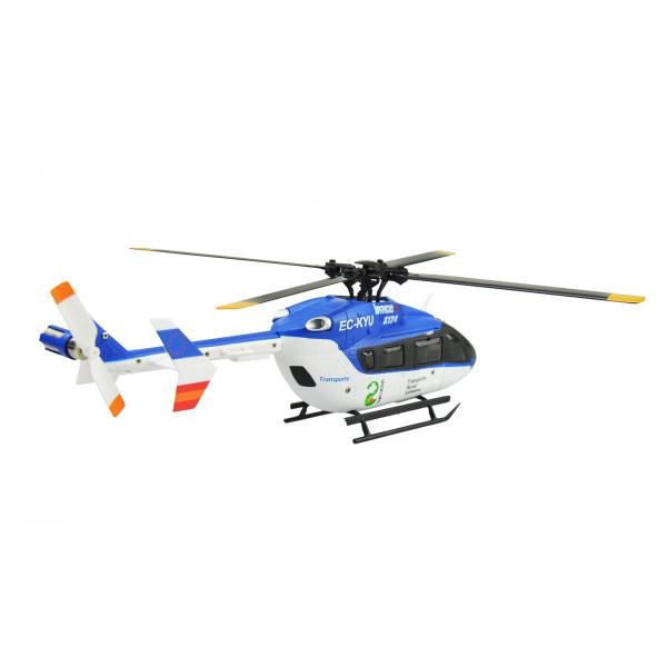 EC145 Helikopter Brushless 6 Kanal, RTF inkl. Akku